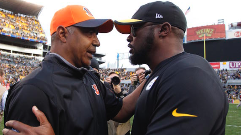 Steelers Head Coach Felt Bad For Marvin Lewis After Playoff