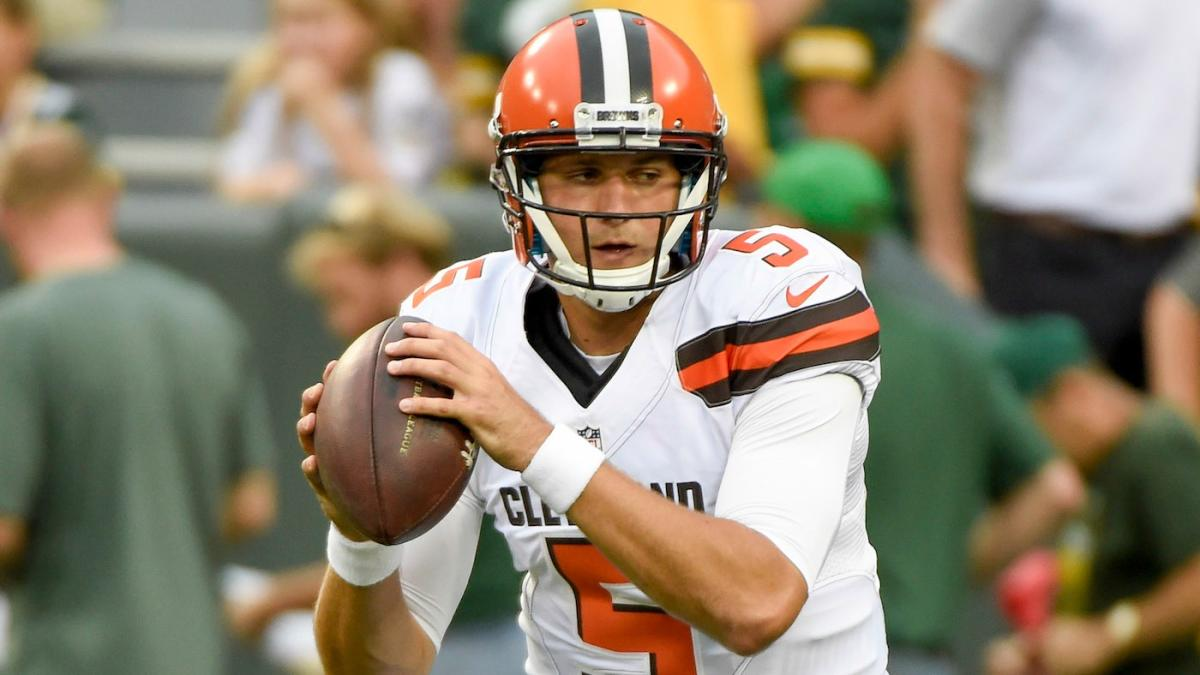new style 80595 53249 Browns reportedly will start rookie Cody Kessler at QB, Josh ...