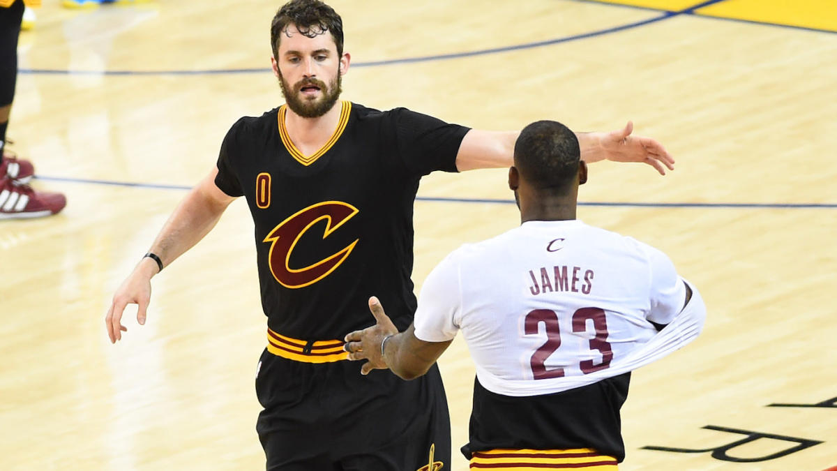 NBA trade rumors: Kevin Love says he expects to be in Cleveland 'for a long time'