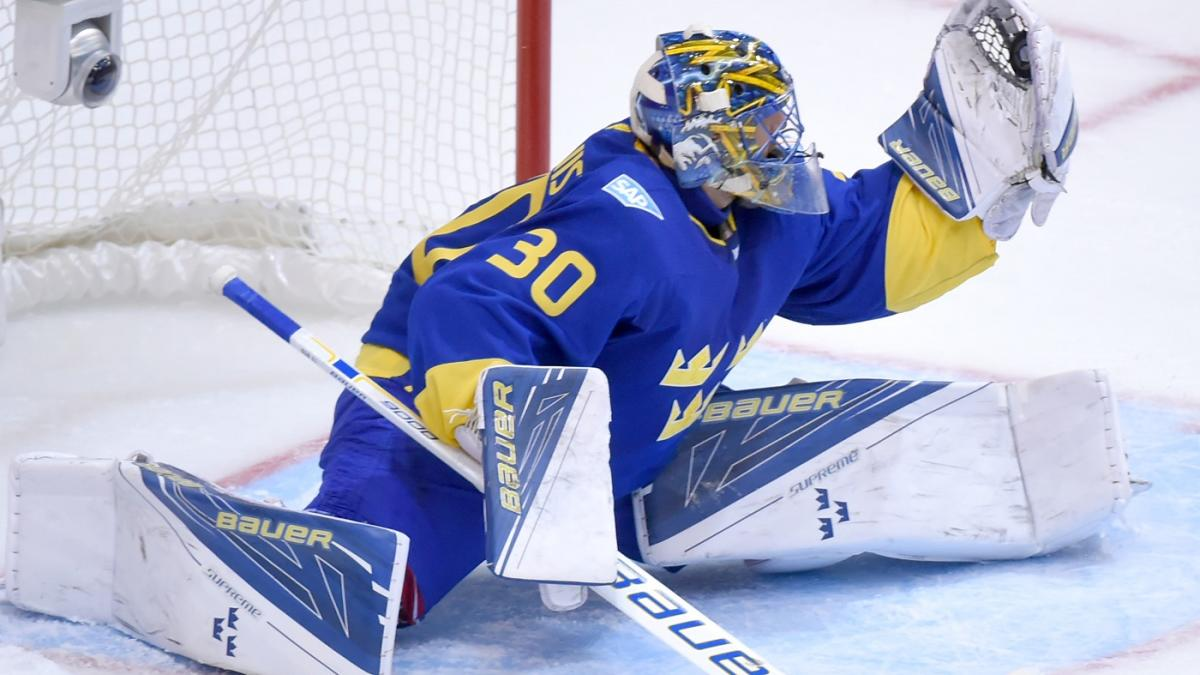 Henrik Lundqvist Suffered Knee Injury At World Championships Could