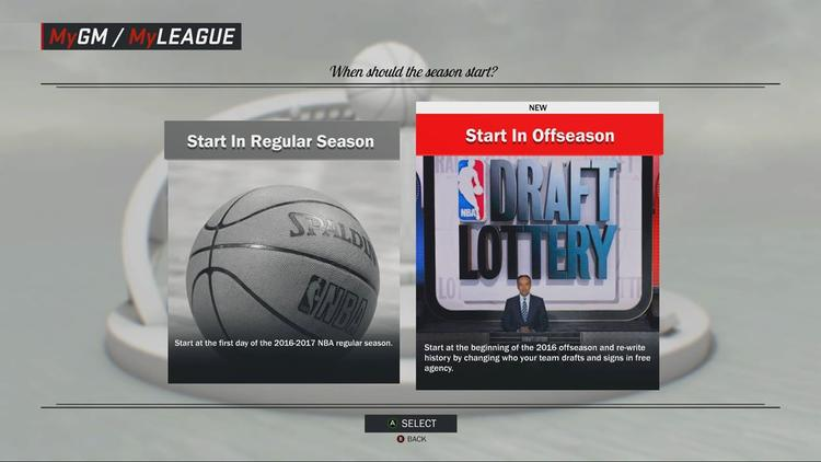NBA 2K17 Review: This is the best franchise mode in sports video