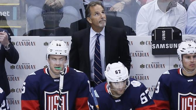 006788843ec Team USA s disastrous World Cup performance is a new low for USA Hockey.  USATSI