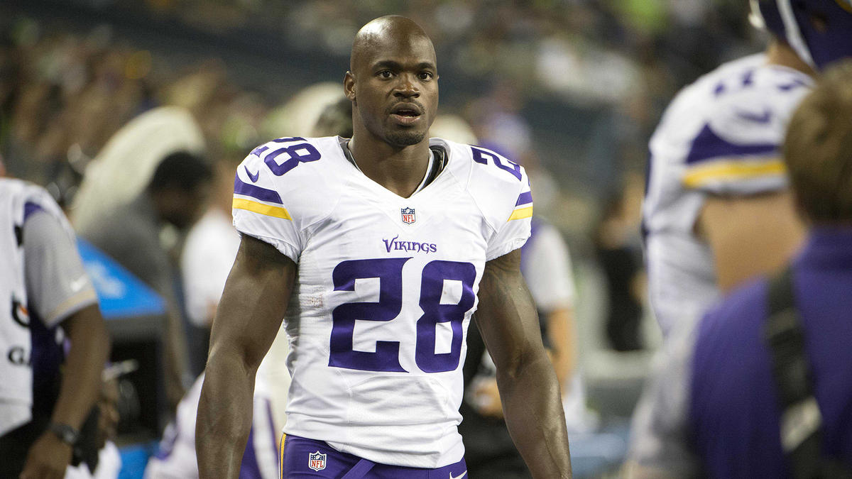 Adrian Peterson has a lot to prove and no amount of social media flirting will help