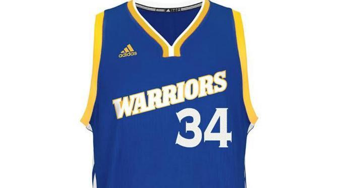 ecfcffff4ebb LOOK  Warriors unveil 90s-themed Run TMC alternate jerseys ...