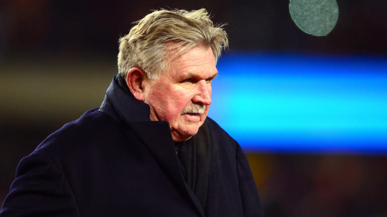Mike Ditka on NFL protests: 'No oppression in the last 100 years that I know of'