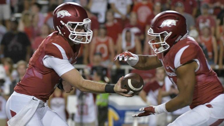 cbs college football rankings ncaafb odds