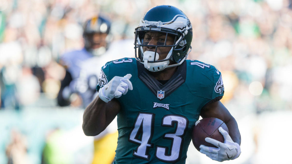 Darren Sproles decides to hold off on retirement, signs one-year deal with Eagles