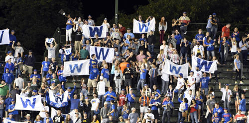 Power Rankings: Cubs reign