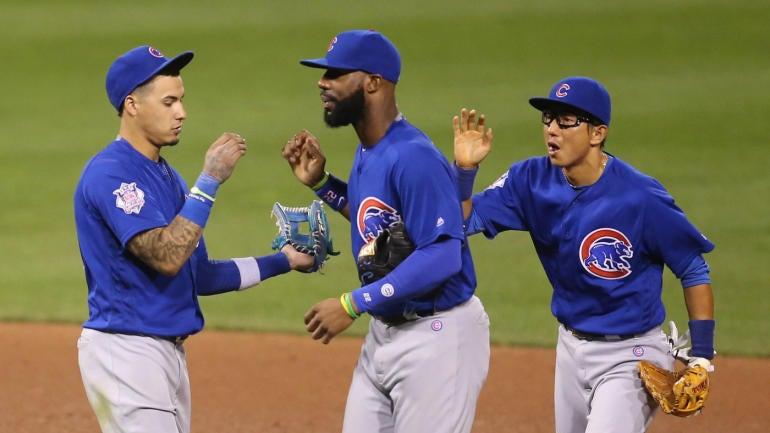 Cubs continue magical run, clinch first 100-win season since 1935 - CBSSports.com