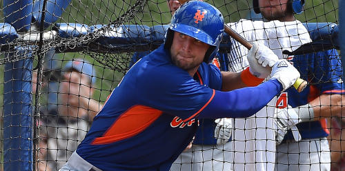 Tebow starts off with a bang