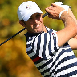 Ranking Ryder Cup golfers