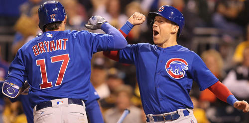 Power Rankings: Cubs dominate
