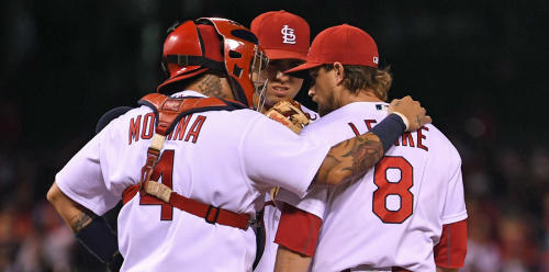 LIVE: Cardinals trail Reds