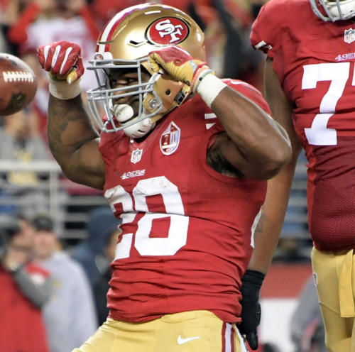 Start and Sit: Give the nod to Niners' Hyde