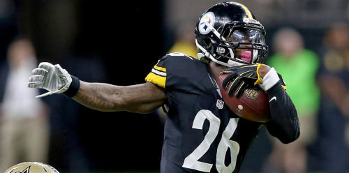 No big deal for Le'Veon Bell