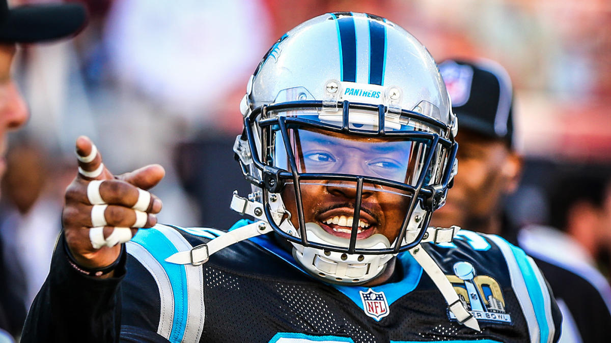 Panthers player, unhappy with service, pays $3,900 car repair with coins
