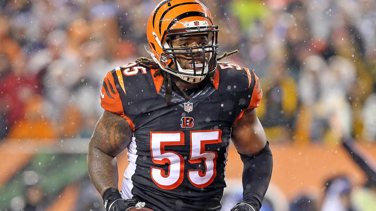 Vontaze Burfict Reportedly Facing 5 Game Suspension For