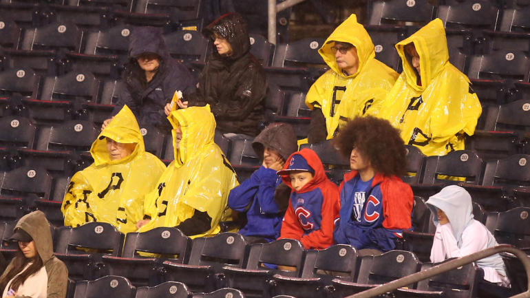 LOOK: The Cubs and Pirates learn that yes, there is tying in baseball - CBSSports.com