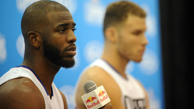 Report: Steve Ballmer wants to re-sign Blake Griffin, Chris Paul at any cost