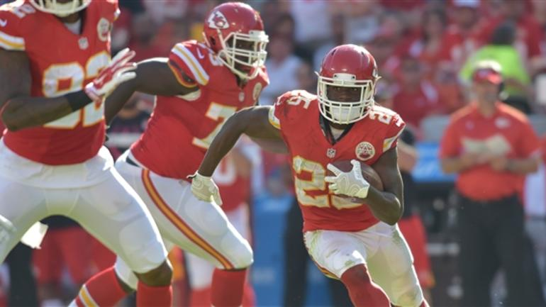 70a23633 Jamaal Charles placed on Chiefs injured reserve - CBSSports.com