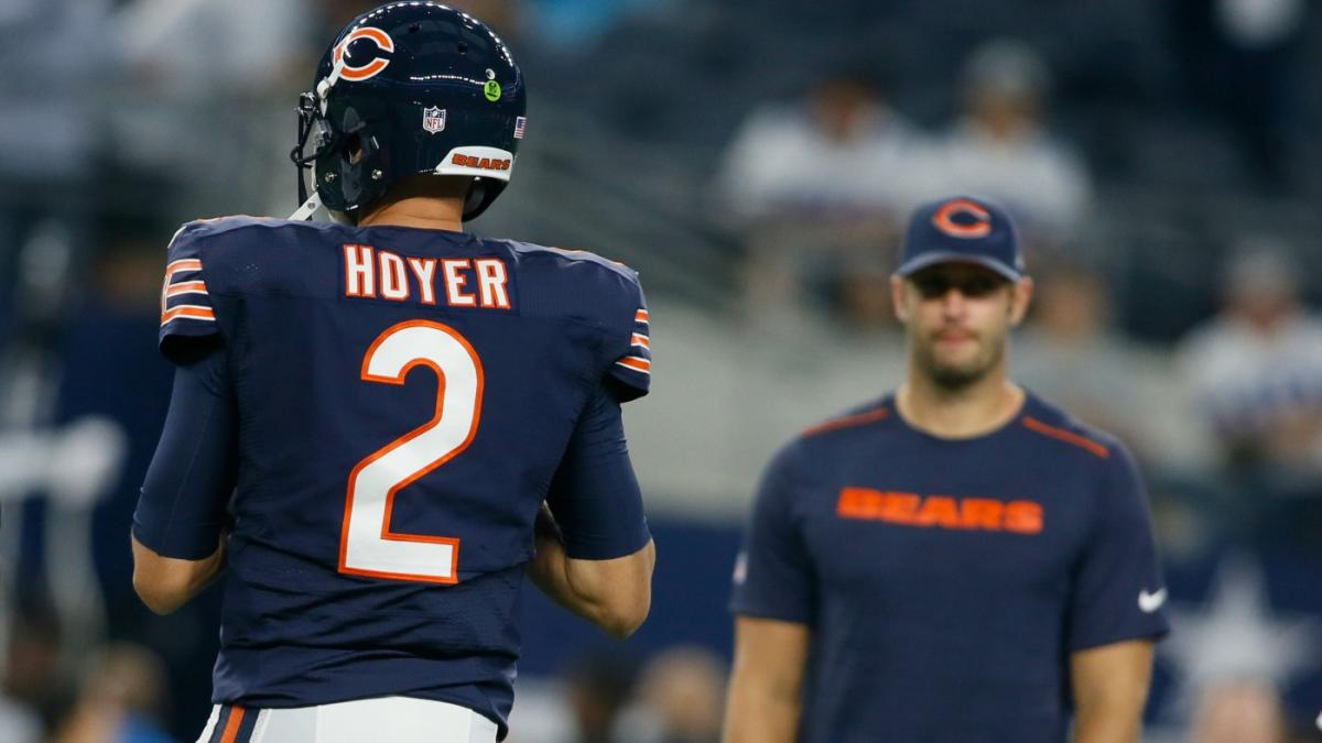 John Fox refuses to commit to Jay Cutler as the Bears' starter at ...