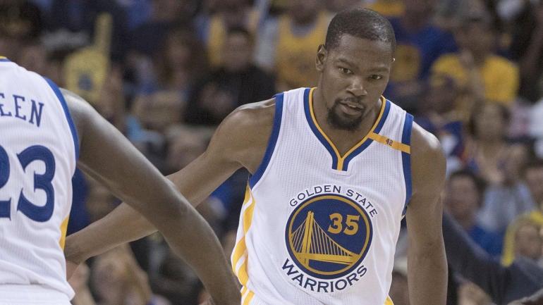 8fc1655160d5 Kevin Durant  glad  Warriors didn t get the job done in NBA Finals -  CBSSports.com