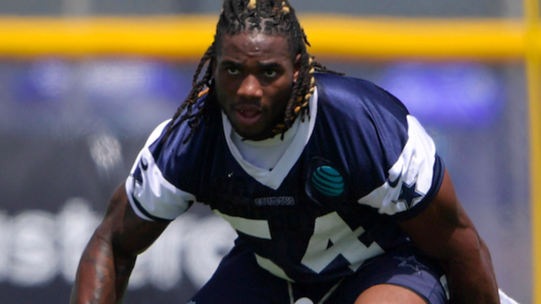 sneakers for cheap 8a31b 0f073 Stephen Jones says Cowboys plan to activate Jaylon Smith ...