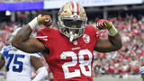 49ers' Kyle Shanahan comments on RB Carlos Hyde