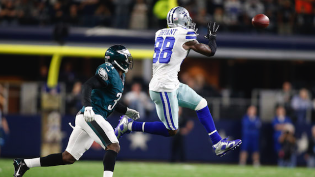 Report Dez Bryant Unlikely To Play Sunday To Test Knee Friday