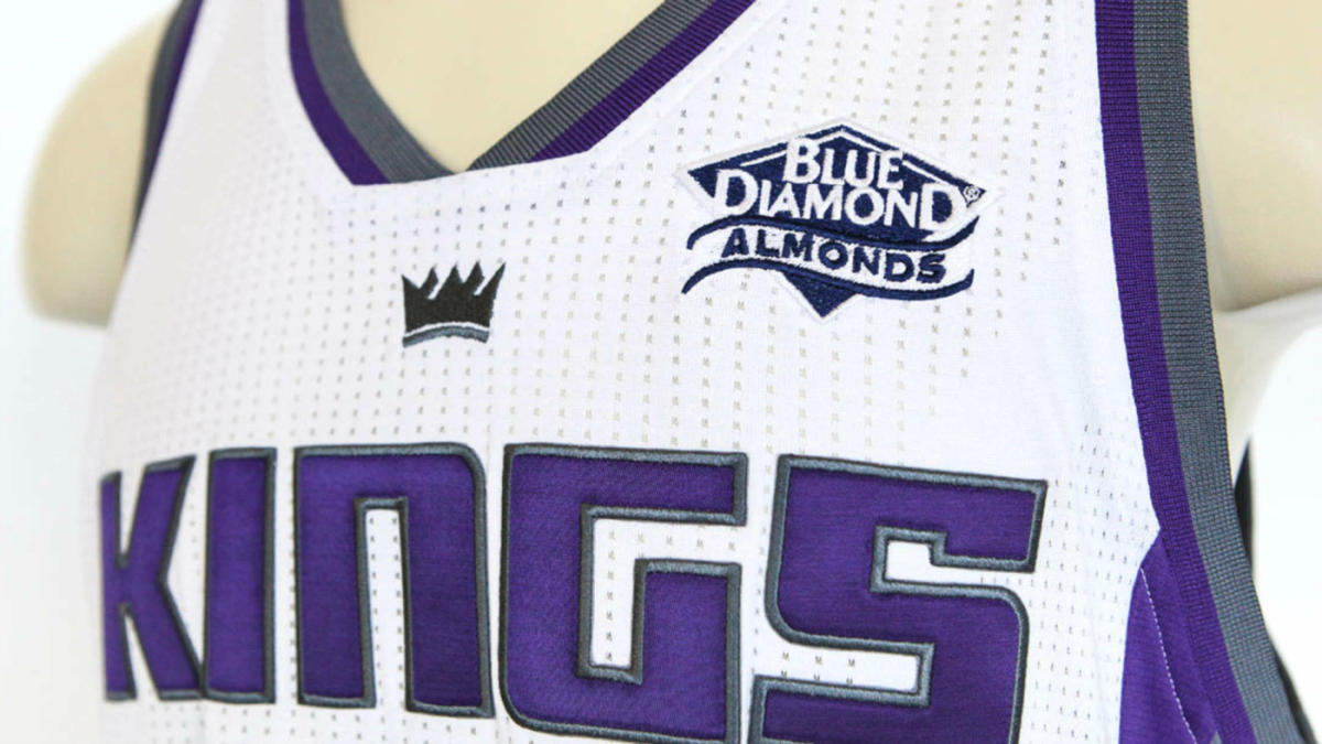 Sacramento Kings become the second NBA team to land jersey s