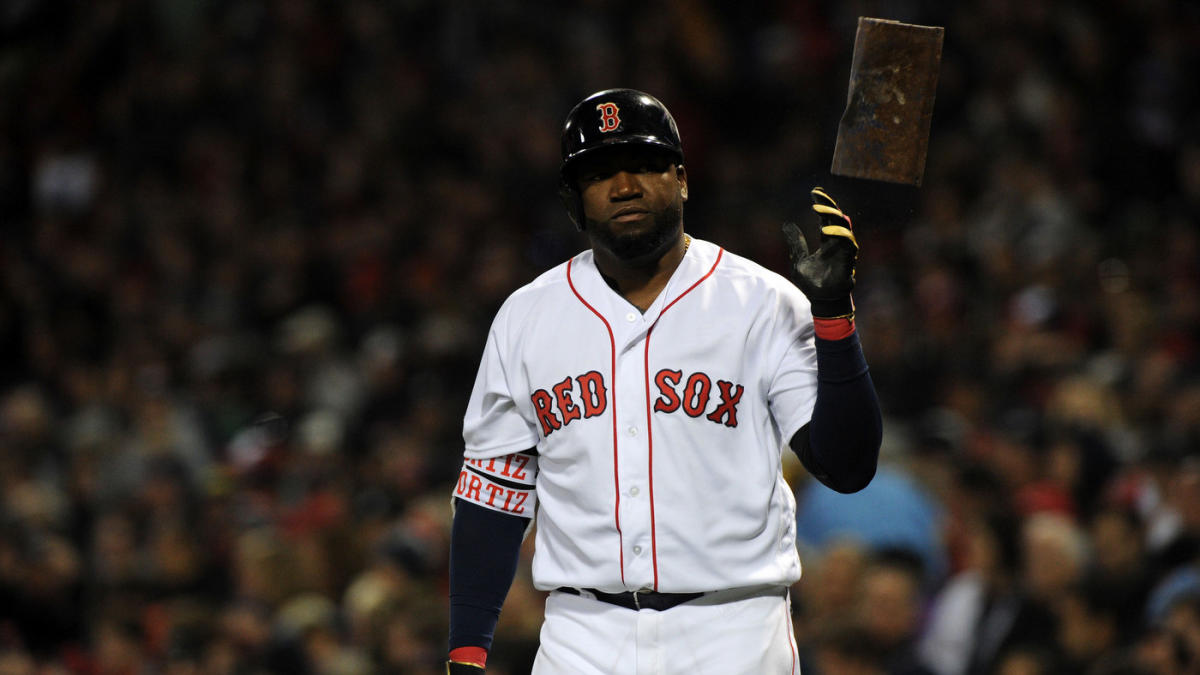 Red Sox legend David Ortiz calls Astros whistleblower Mike Fiers a 'snitch,' stands up for Rob Manfred