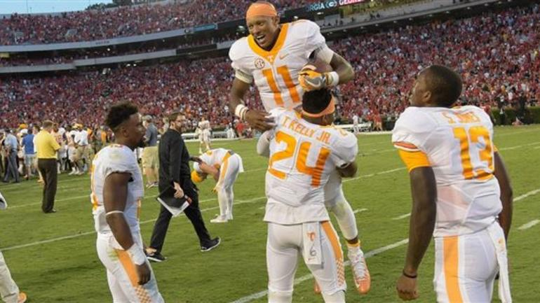 University Of Tennessee Admissions >> Dobbs Effect Boosting Admissions Interest In Tennessee
