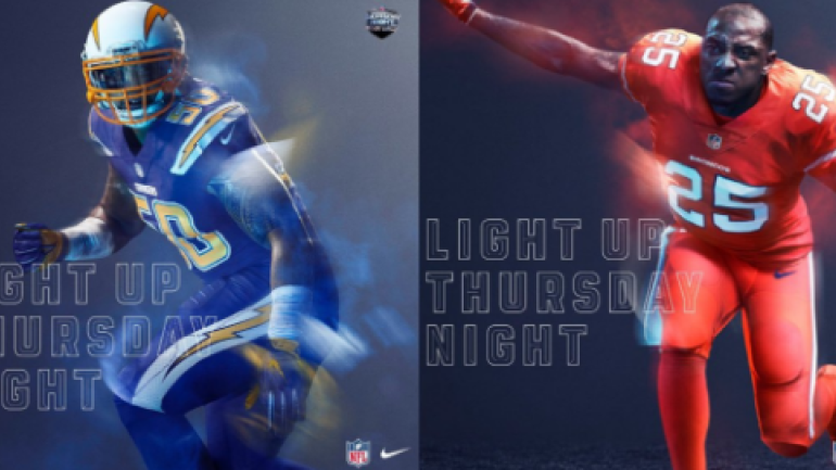 color rush jerseys