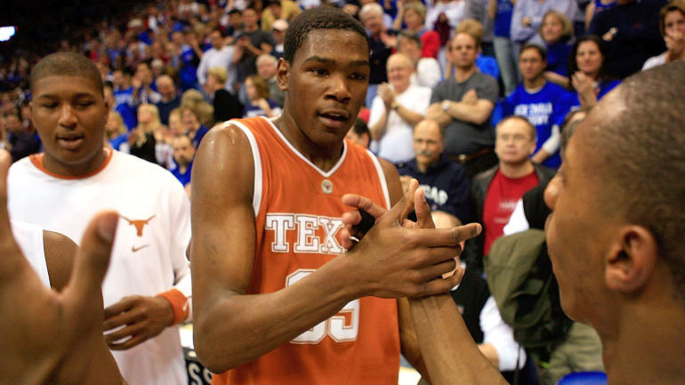 bc1b729c2988 Warriors All-Star Kevin Durant steers  3 million to Longhorns basketball  program - CBSSports.com