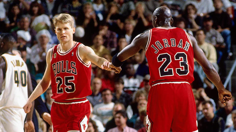 Steve Kerr: Michael Jordan might have won more titles if ...