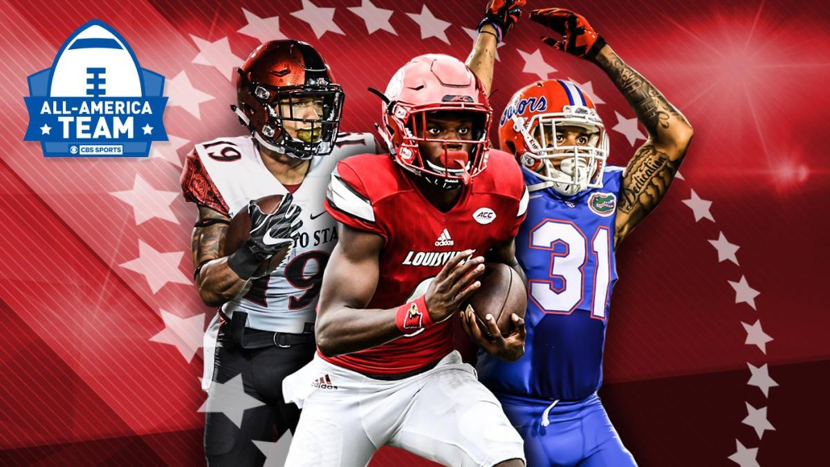 CBS Sports 2016 Midseason College Football All-America ...