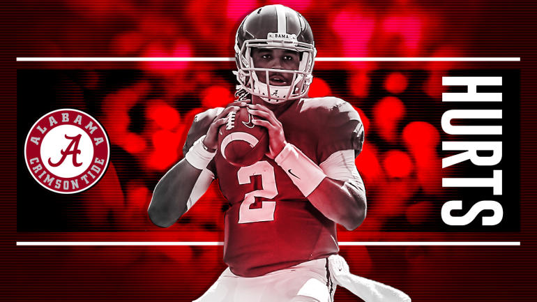Alabama's Jalen Hurts is redefining what true freshmen QBs ...