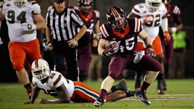 Virginia Tech controls ACC fate as Hokies, Hurricanes head ...