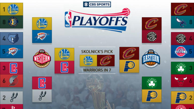NBA expert predictions, brackets: Playoff seeds, Finals ...