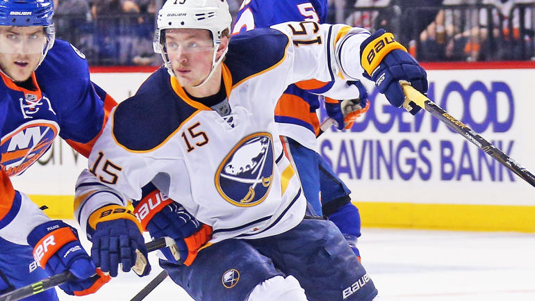 Sabres could lock up Jack Eichel with a deal similar to Connor McDavid