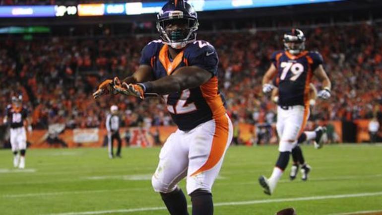 Broncos to wear alternate blue jerseys vs. Texans - CBSSports.com 9c078bb6f