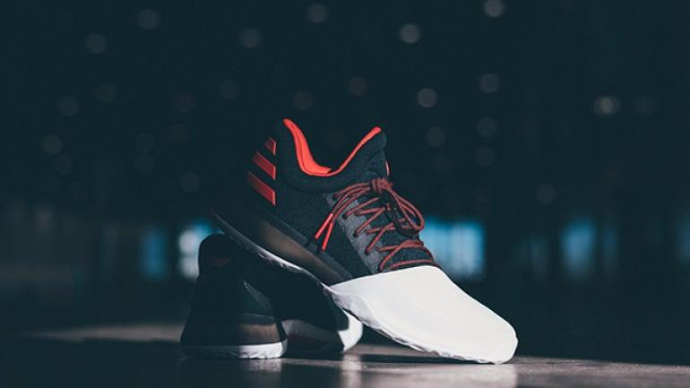 6b29e0d88dba Adidas unveils the  James Harden Volume 1  signature shoe ...