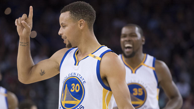 new styles cce8d ec7c8 30 reasons to be excited for 2016-17 NBA season  Warriors and other epic  shows - CBSSports.com