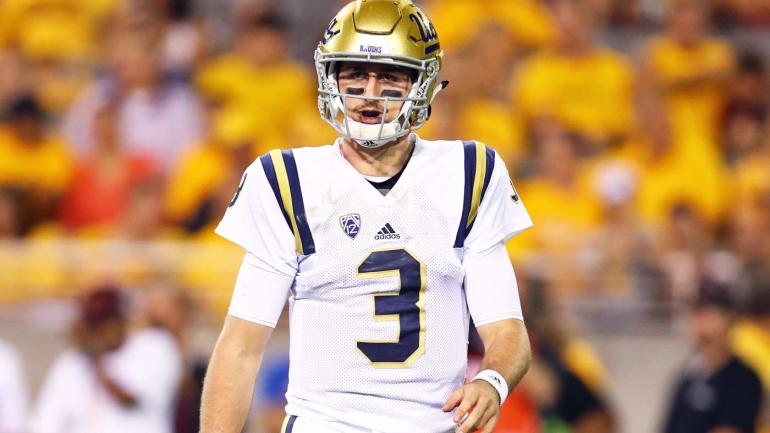 UCLA star QB Josh Rosen out for the year with shoulder ...