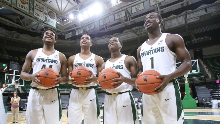 Michigan State will turn early to the best freshman class of Tom Izzo's career - CBSSports.com