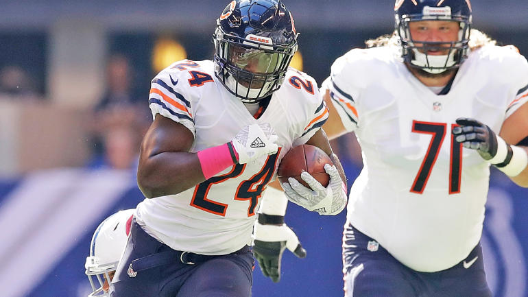 Fantasy Football Week 8 Rankings Review: Jordan Howard ...