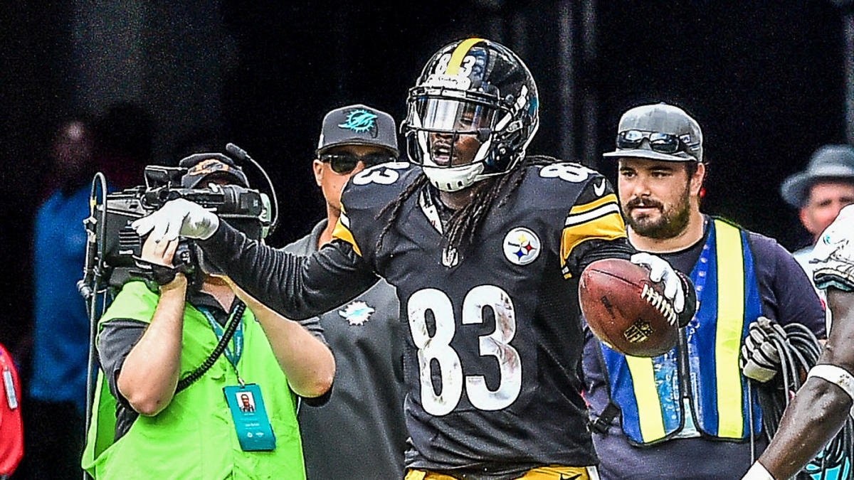 ba174499676 Steelers wide receiver used rookie signing bonus to buy cows for the family  farm - CBSSports.com