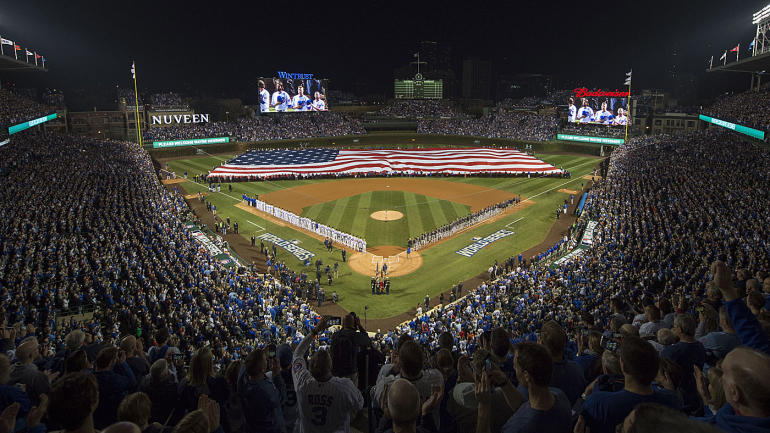 Indians-Cubs World Series 2016: Maddux, Jenkins to throw ...