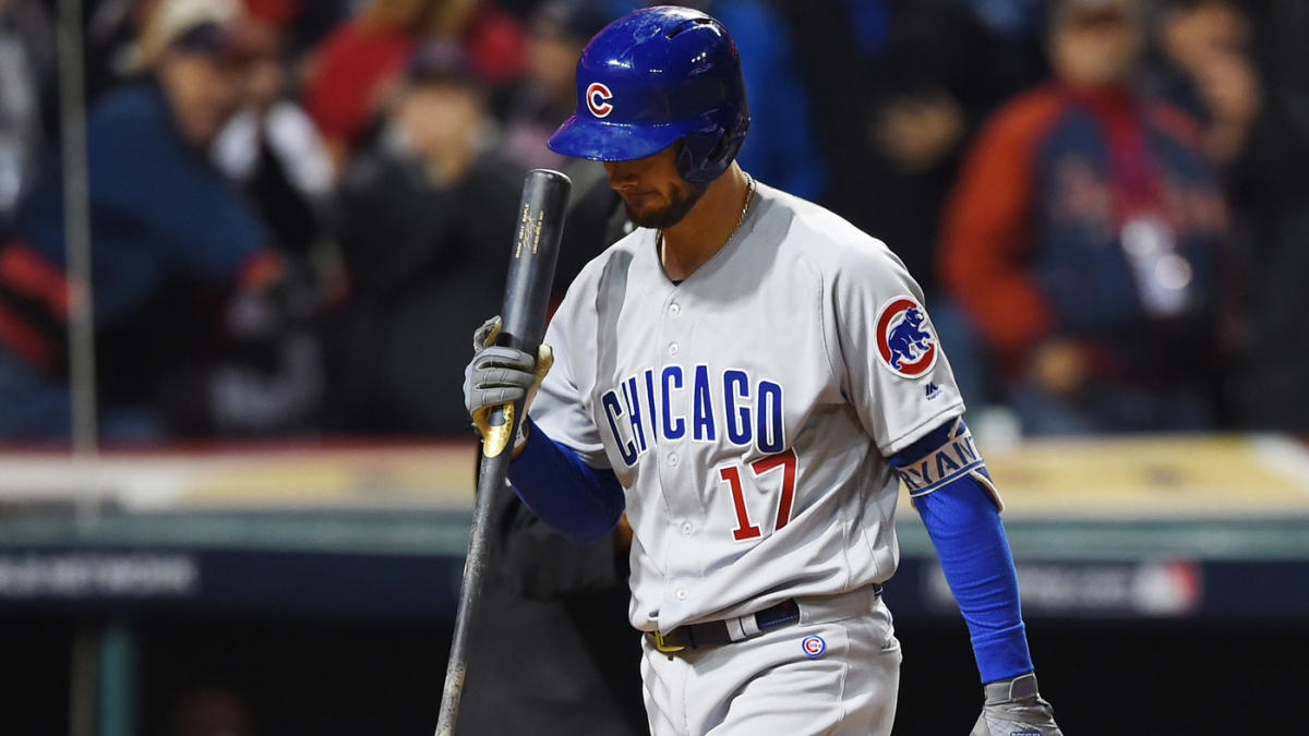 competitive price 8c9ee d018f Cubs-Indians World Series: NL MVP candidate Kris Bryant has ...