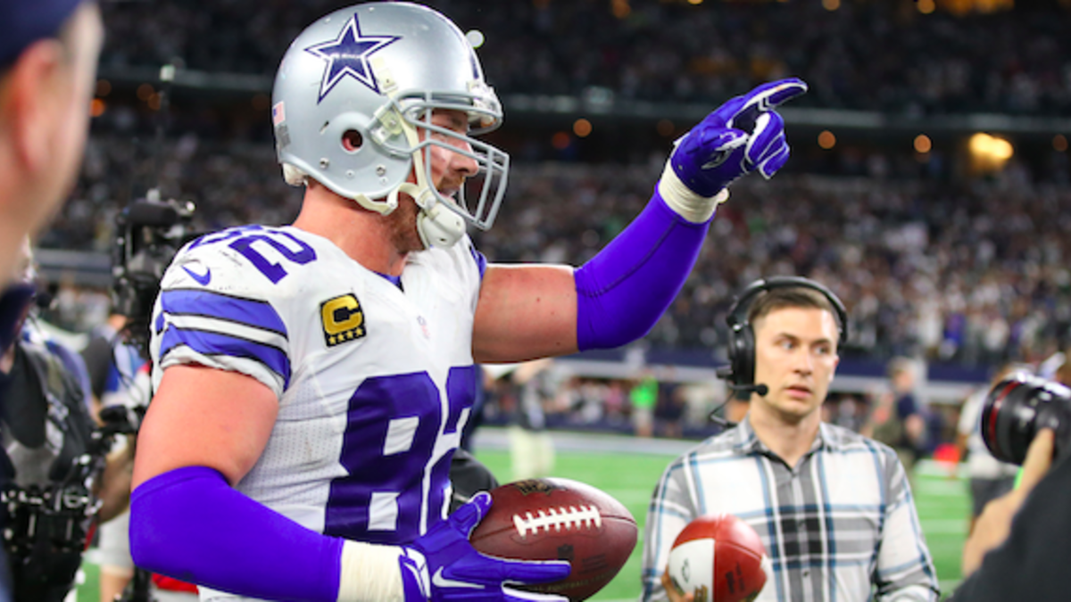 Is jason witten single